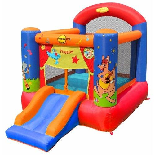 Надувной комплекс Happy Hop Представление 9304Т happy hop надувной батут клоун 9304y