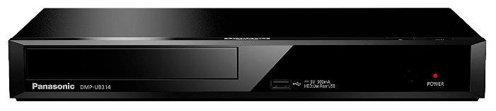 Panasonic Ultra HD Blu-ray-плеер Panasonic DMP-UB314