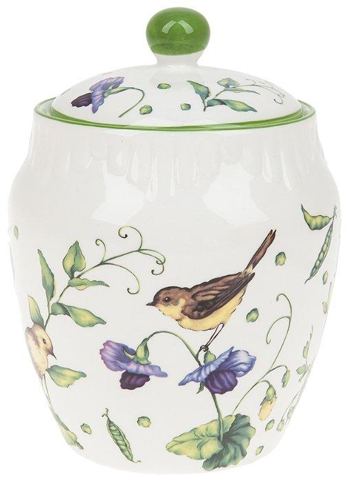 Best Home Porcelain Банка для сыпучих продуктов