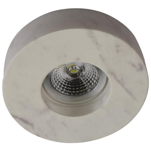 Встраиваемый светильник De Fran FT 430 WT, светлый каменьВстраиваемые светильники<br>