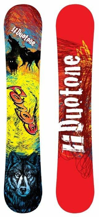 Сноуборд Duotone Fango (11-12)