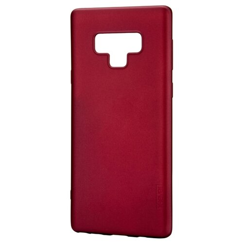 Чехол X-LEVEL Guardian для Samsung Galaxy Note 9 бордовый