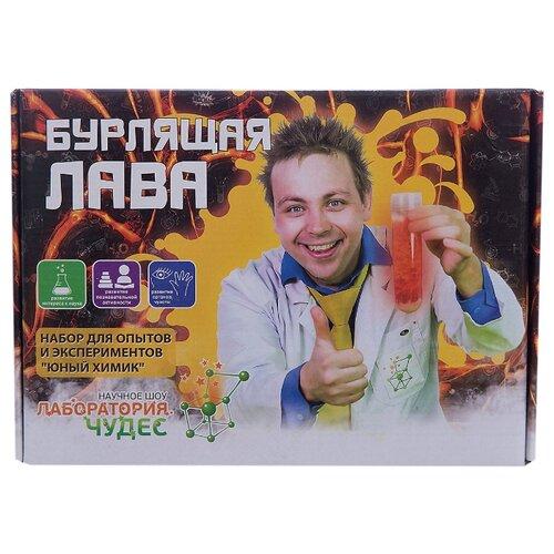 Набор Инновации для детей Бурлящая лаваНаборы для исследований<br>