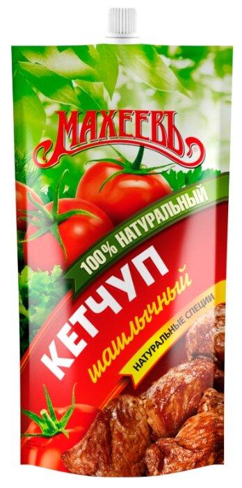 Кетчуп Махеевъ Шашлычный, 500г
