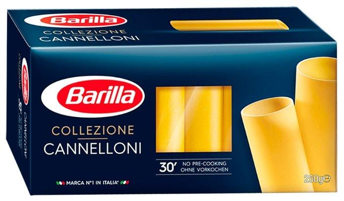 Паста BARILLA La Collezione Каннелони 250г.