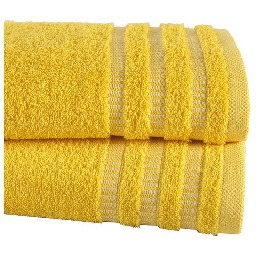 Аллегро полотенце Венго 70х140 см желтый