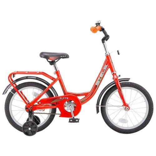 Детский велосипед STELS Flyte 16 Z011 (2018) красный 11