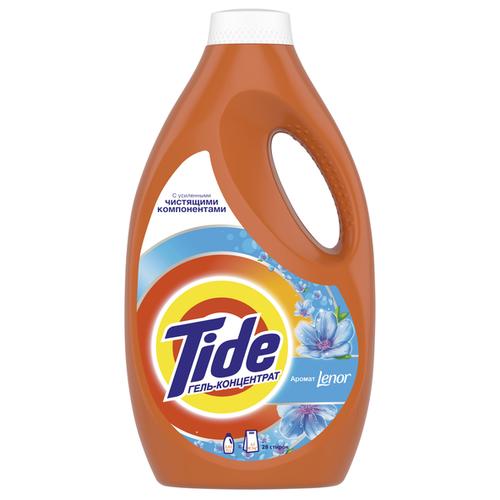 Гель для стирки Tide Аромат Lenor 1.82 л бутылкаГели и жидкости для стирки<br>