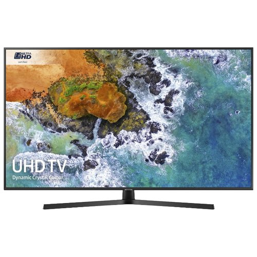 Телевизор Samsung UE65NU7400U черныйТелевизоры<br>