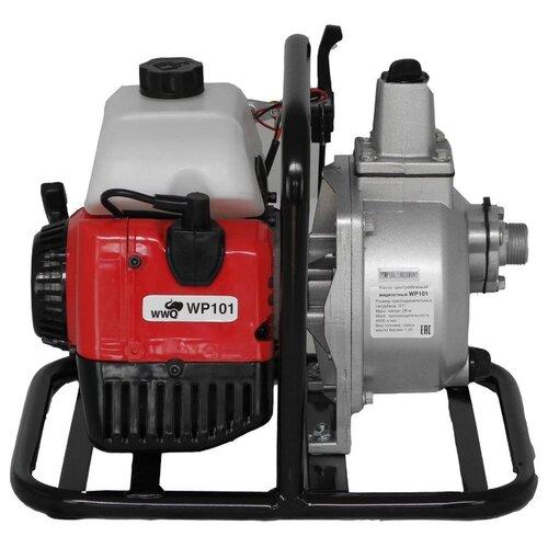 Мотопомпа WWQ WP101 1.5 л.с. 150 л/мин