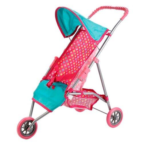 Прогулочная коляска Карапуз 63CG-C2 красно-голубой прогулочная коляска bimbo angel f голубой