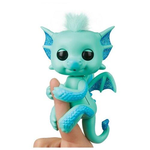 Купить Интерактивная игрушка робот WowWee Fingerlings Дракон ноа, Роботы и трансформеры