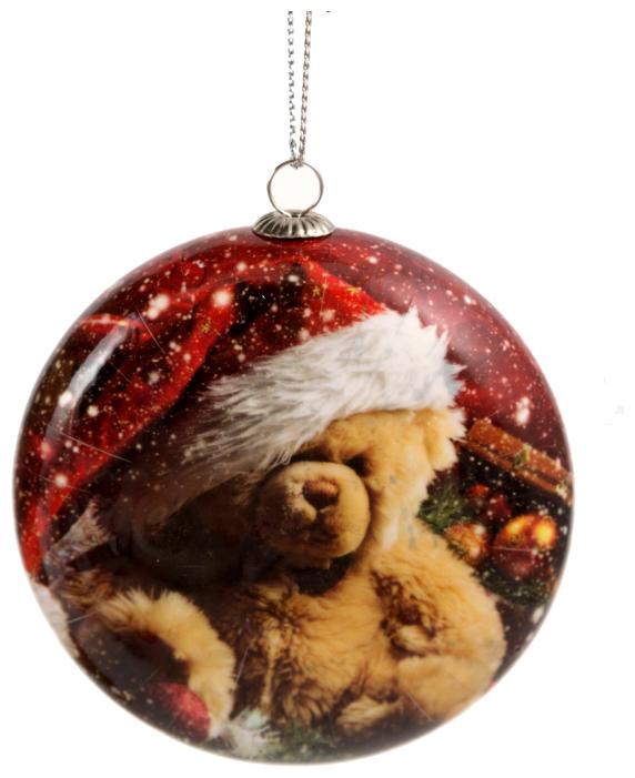 Елочная игрушка Русские подарки Мишка (171855)