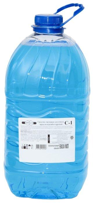 Жидкость ДилиДом С-1 для стекол, зеркал и изделий из хрусталя