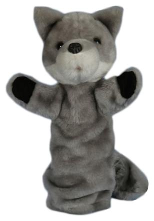 Радомир Кукла на руку Волк 36 см (С538) — купить по выгодной цене на Яндекс.Маркете
