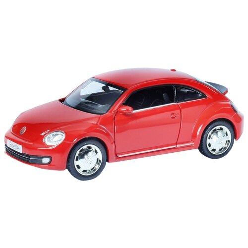 Купить Легковой автомобиль RMZ City Volkswagen New Beetle 2012 (554023M) 1:32 красный, Машинки и техника