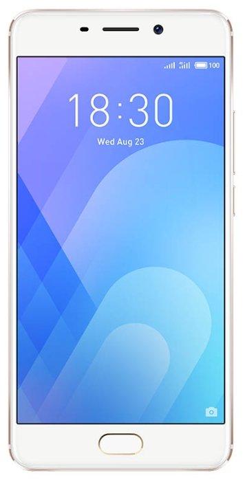 Смартфон Meizu M6 Note 16GB — купить по выгодной цене на Яндекс.Маркете