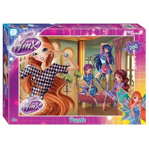Купить Пазл Step puzzle Rainbow Winx- 2 (95068), 260 дет., Пазлы