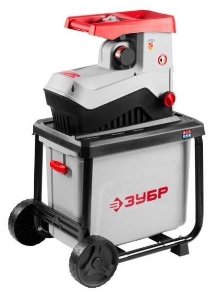 Измельчитель электрический ЗУБР ЗИЭ-65-2500 2.5 кВт