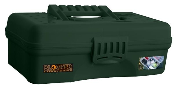 Ящик с органайзером BLOCKER BR3752 29.5 х 18 x 9 см 12'