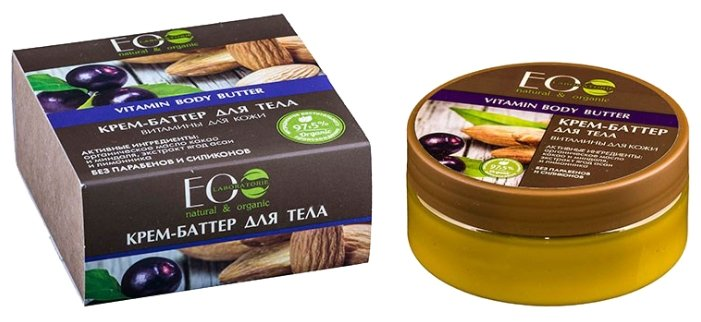 Крем-масло для тела EO Laboratorie Витамины для кожи