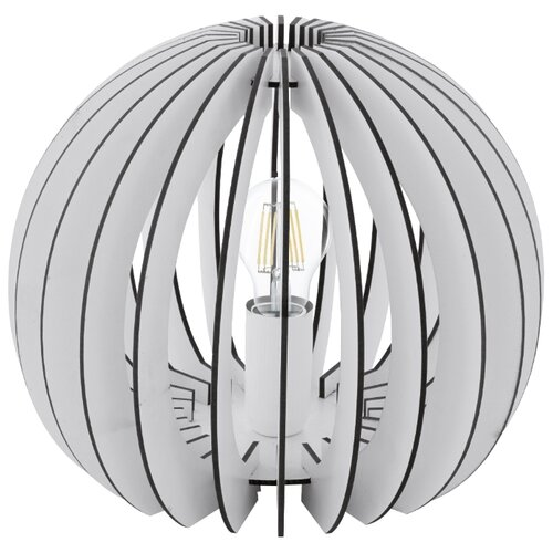 Настольная лампа Eglo Cossano 94949, 60 Вт настольная лампа eglo 94956 cossano