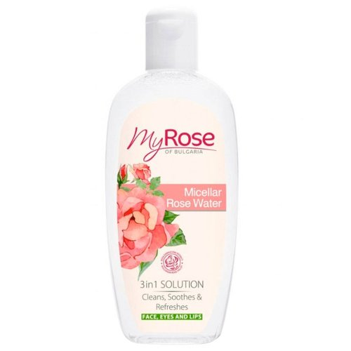 My Rose of Bulgaria Мицеллярная розовая вода 220 мл.