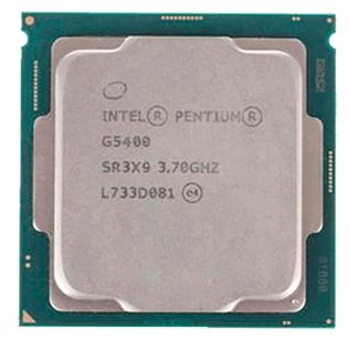 Процессор Intel Pentium Gold Coffee Lake