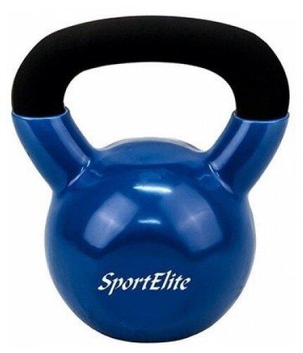 Гиря цельнолитая Sport Elite ES-0288 12 кг