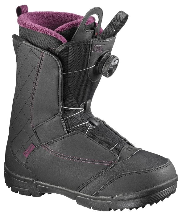 Ботинки для сноуборда Salomon Pearl Boa