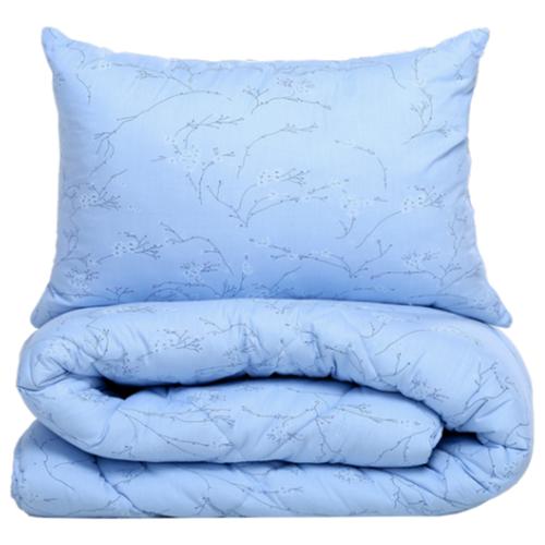 Одеяло Sortex Beauty Уютное голубой 170 х 205 смОдеяла<br>