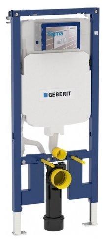 Рамная инсталляция GEBERIT Duofix 111.796.00.1 Sigma