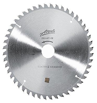 Пильный диск Атака Профи (8077790) 210х30 мм
