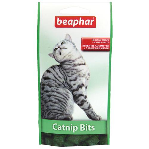 Лакомство для кошек Beaphar Catnip Bits, 35гЛакомства для кошек<br>