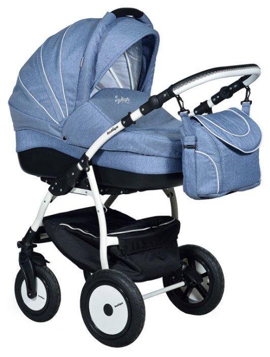Универсальная коляска Indigo Indigo 17 (2 в 1)