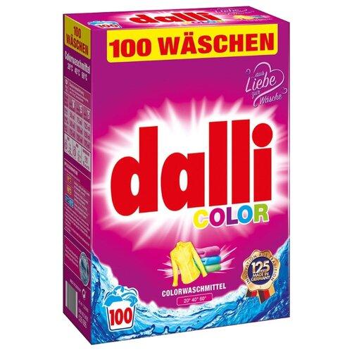 Стиральный порошок Dalli Color картонная пачка 6.5 кг