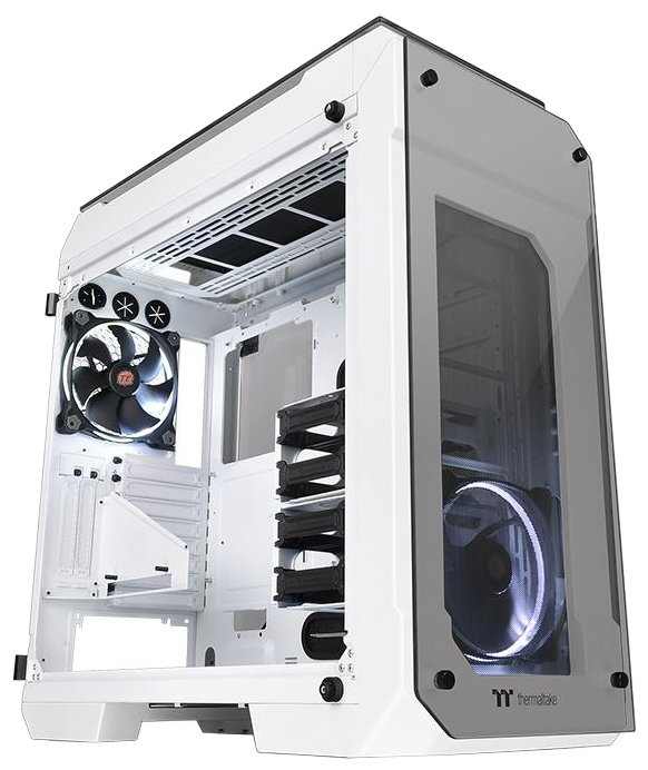 Компьютерный корпус Thermaltake View 71 TG CA-1I7-00F6WN-00 White
