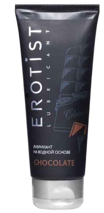 Гель-смазка Erotist Chocolate на водной основе