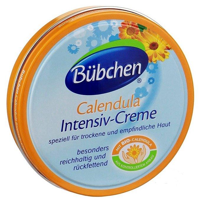 Bubchen Крем для интенсивного ухода Календула
