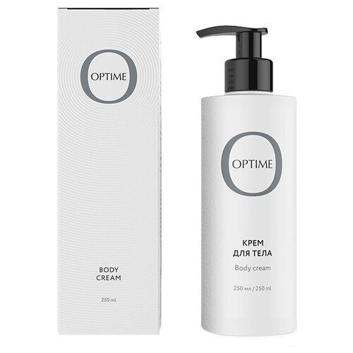Крем для тела OPTIME с ароматом легкого парфюма Body Cream Parfum, 250 млКремы и лосьоны<br>