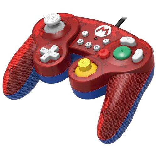 Геймпад HORI Battle Pad Mario красный