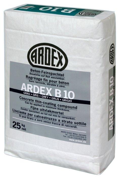 Шпатлевка ARDEX B 10