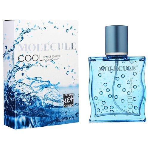 Фото - Туалетная вода Парфюмерия XXI века Molecule Cool, 100 мл туалетная вода парфюмерия xxi века aqva blue aqva 95 мл