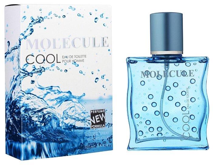 Туалетная вода Парфюмерия XXI века Molecule Cool