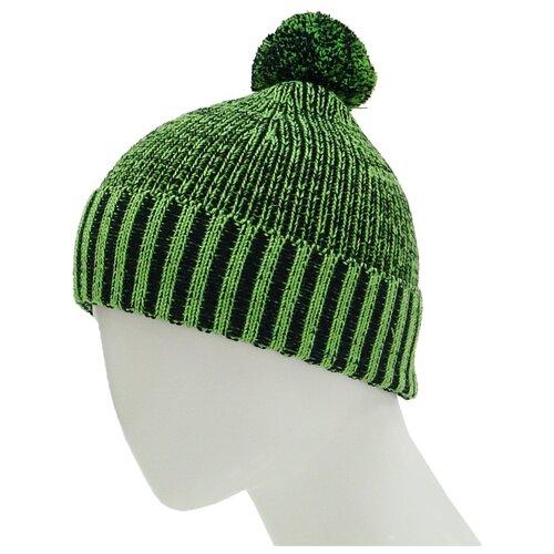 Шапка бини Zattani размер 54, зеленыйГоловные уборы<br>
