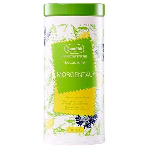 Чай зеленый Ronnefeldt Tea Couture Morgentau подарочный набор, 100 г