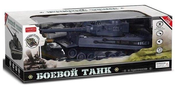 Танк Zhorya Боевой (ZYB-B1584-3) 1:28