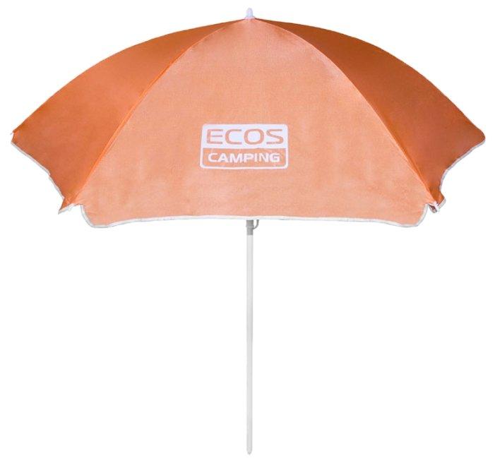 Пляжный зонт ECOS BU-05 купол 160 см, высота 170 см