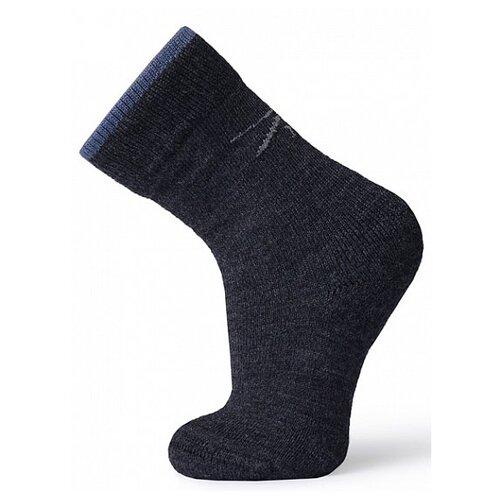 Носки NORVEG Thermo-Heat 9THU, размер 35-38, темно-серый меланж