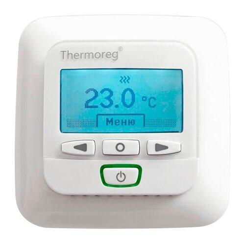 Терморегулятор Thermo Thermoreg TI-950 белый терморегулятор stout ti n